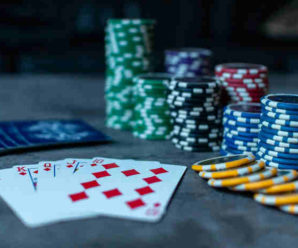 Дро покер — правила игры