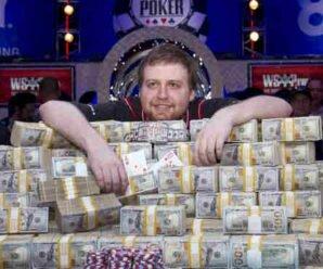 Покер МТТ турнир — один из самых быстрых способов разбогатеть